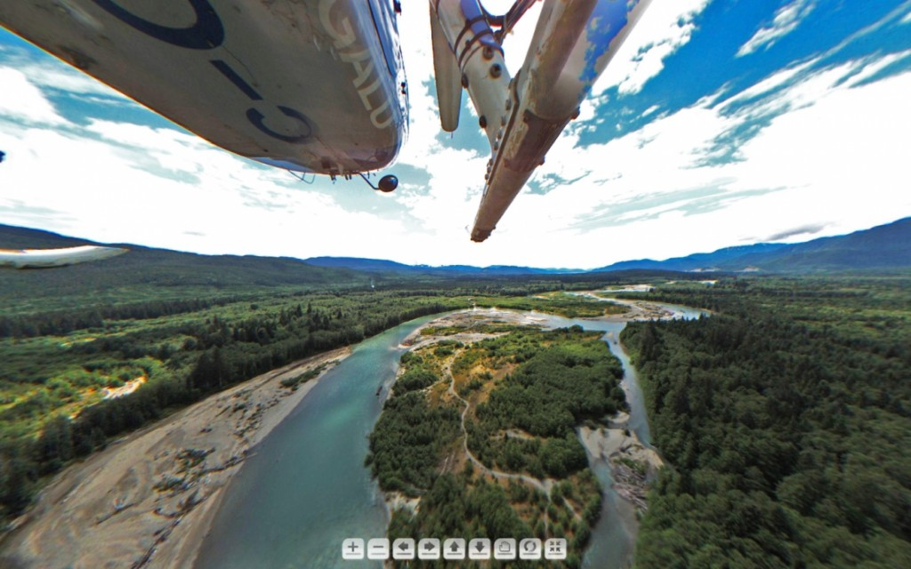 Kitimat 360° Aerial Photography